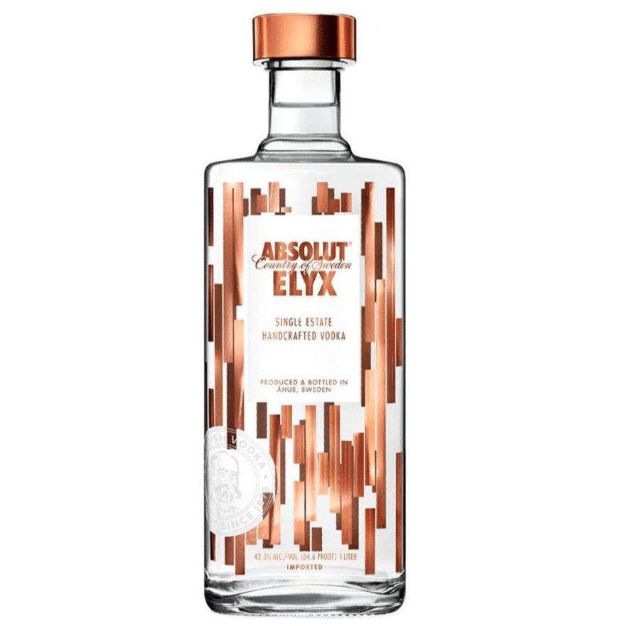 Absolut Vodka Elyx